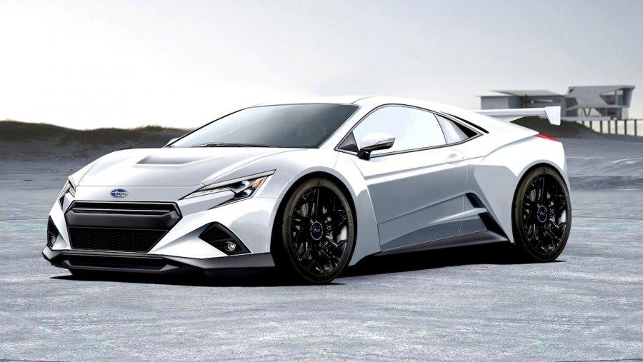スバルの新型ミッドシップスポーツを大予想! トヨタ「MR2」とプラットフォーム共有か | clicccar.com ...