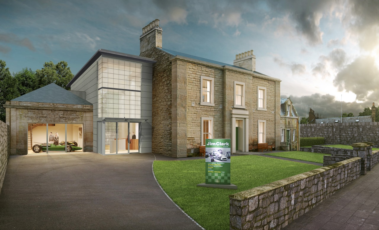 【NEWS】「ジム・クラーク ミュージアム」のために5万3000ポンドの寄付金が集まる。