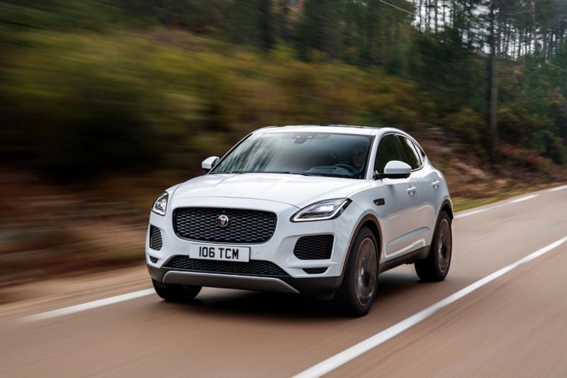 新車 2019年モデルのジャガー e paceは人工知能を備えた スマート