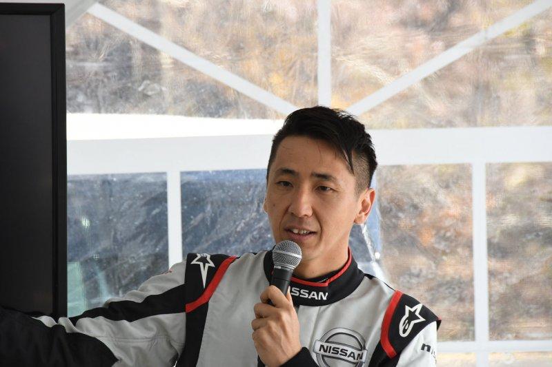 【日産・リーフ ニスモRC試乗】「まだまだ速くなれるけど、クルマとしての面白みも残す」。開発ドライバー・松田次生選手に話を聞く