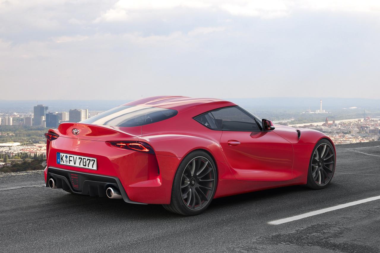 トヨタ怒涛の新車ラッシュはスープラから!2021年までに「セリカ」や「MR2」など19車種発売へ ...