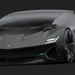 ランボルギーニがコンパクトスーパーカー「Vega」を開発中? 予想CGを入手 - 01267c73988739.5c1c470c38fc3