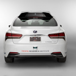 「【CES 2019】新型レクサスLSをベースとした自動運転実験車「TRI-P4」を披露」の17枚目の画像ギャラリーへのリンク
