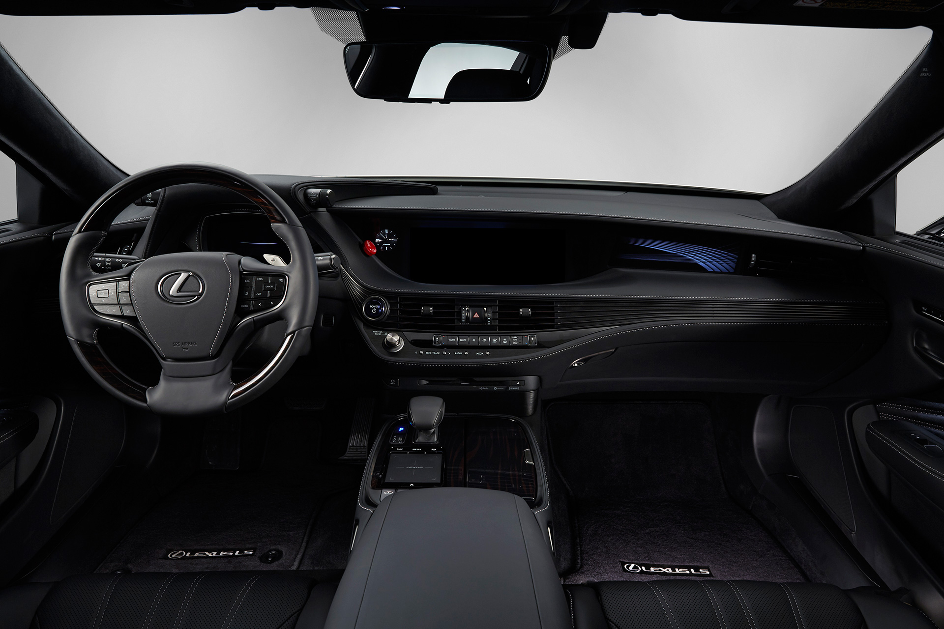 「【CES 2019】新型レクサスLSをベースとした自動運転実験車「TRI-P4」を披露」の8枚目の画像