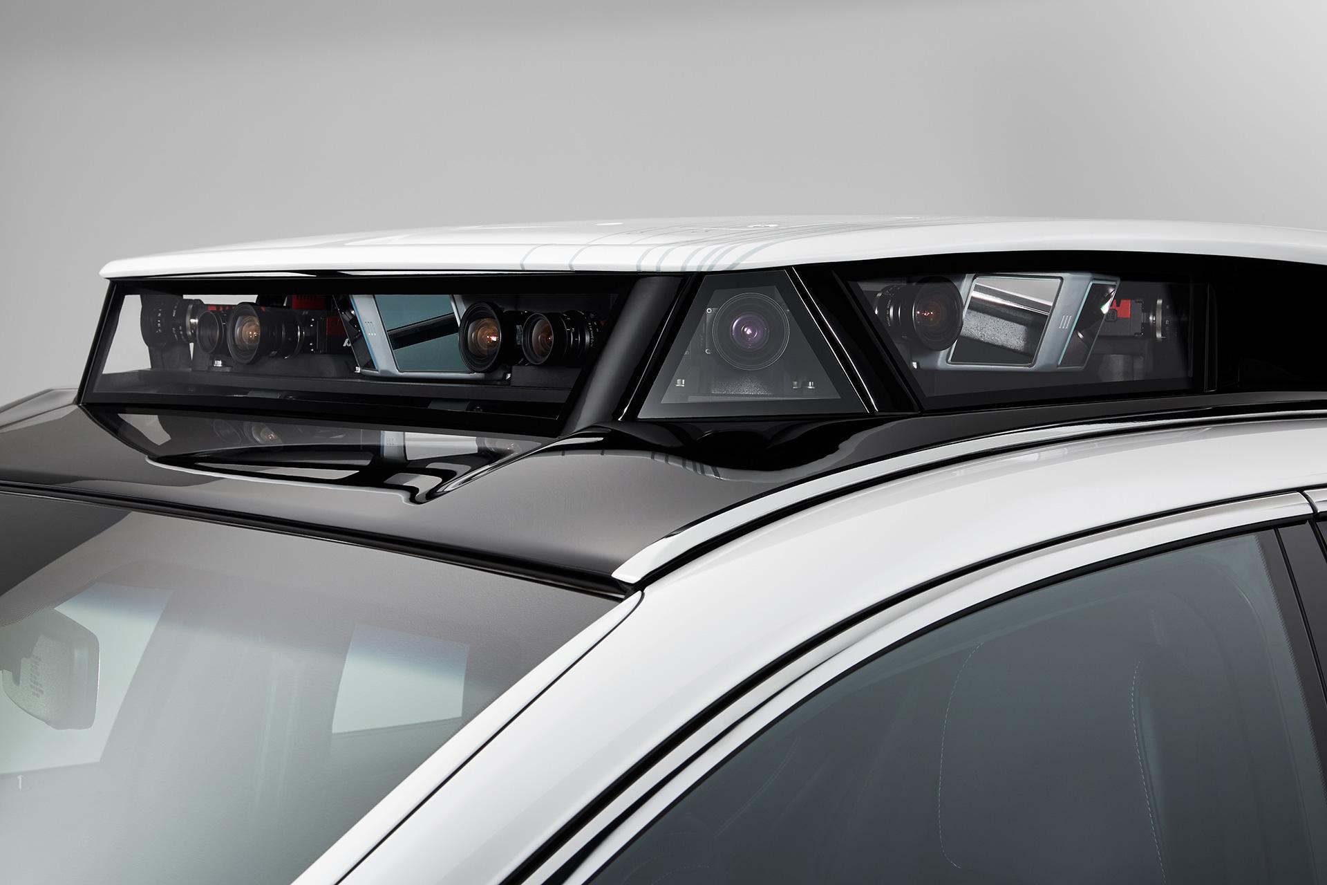 「【CES 2019】新型レクサスLSをベースとした自動運転実験車「TRI-P4」を披露」の6枚目の画像