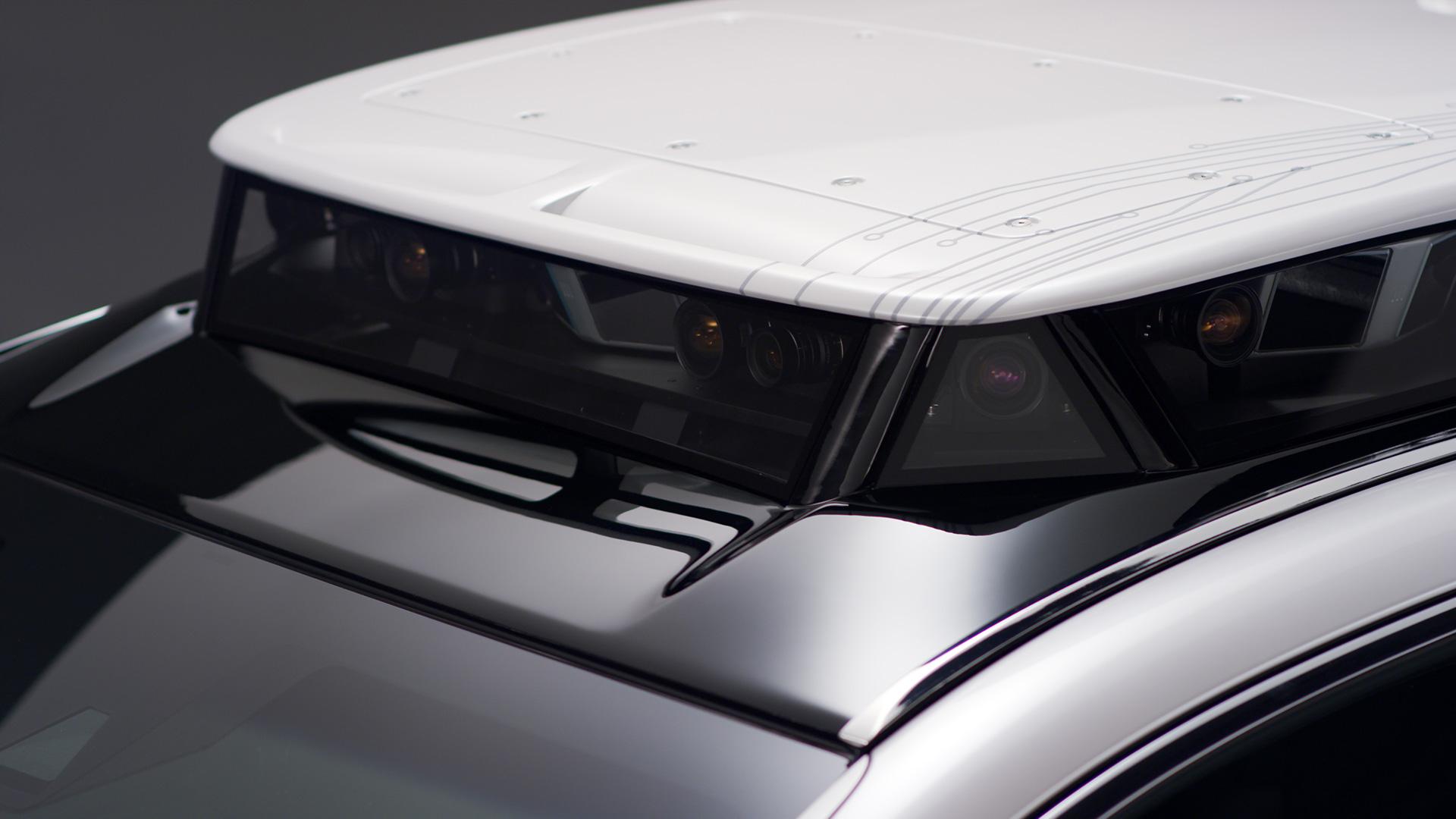「【CES 2019】新型レクサスLSをベースとした自動運転実験車「TRI-P4」を披露」の5枚目の画像