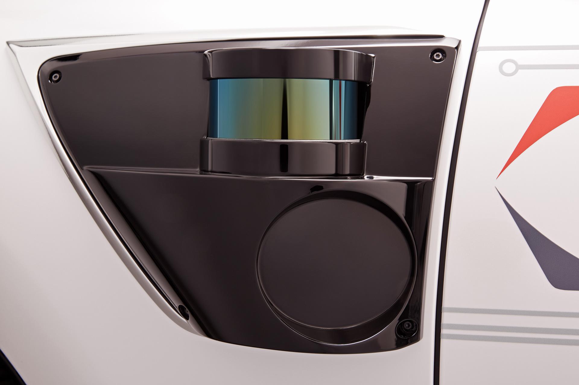 「【CES 2019】新型レクサスLSをベースとした自動運転実験車「TRI-P4」を披露」の4枚目の画像