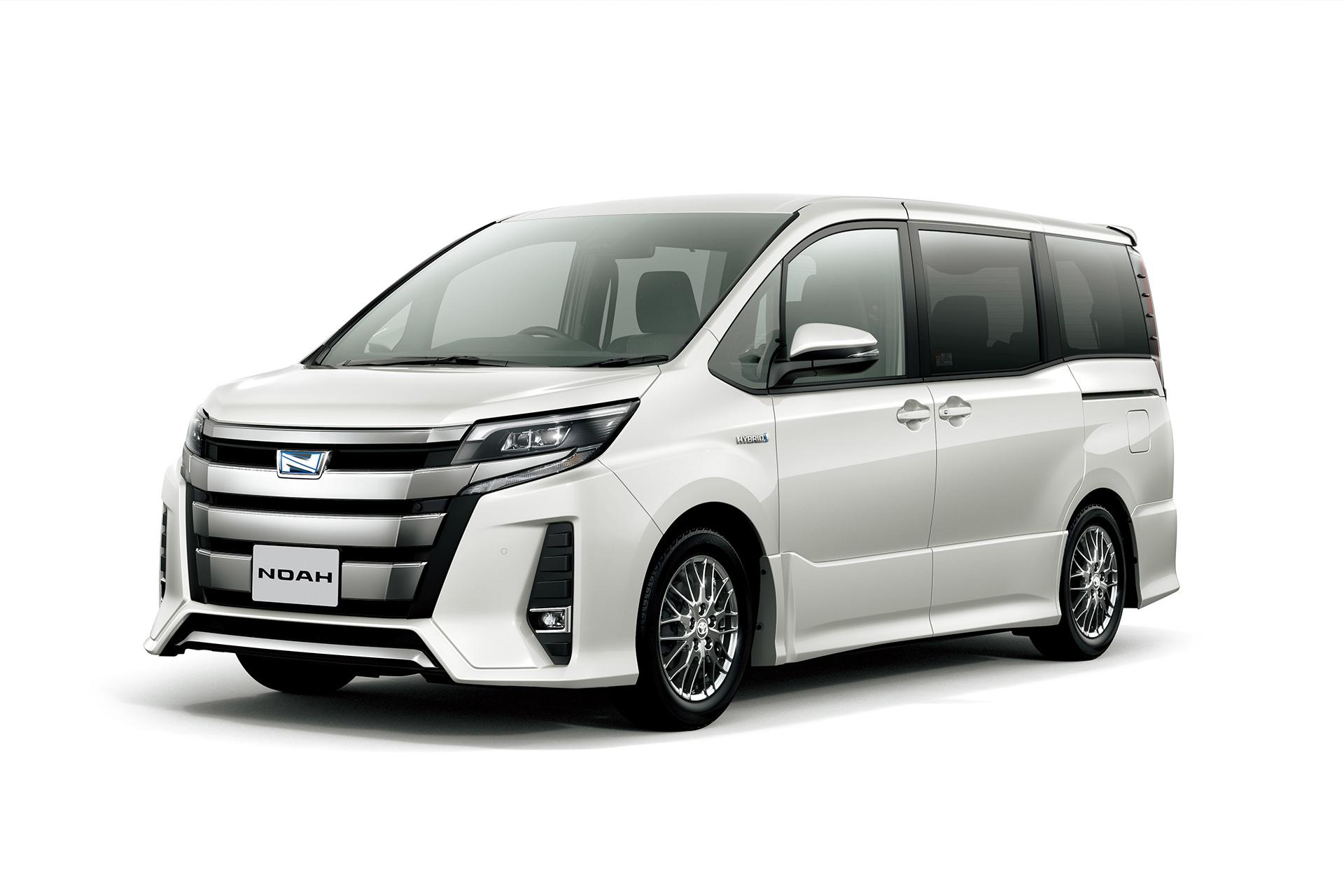 「【新車】トヨタのMクラスミニバン「ヴォクシー」「ノア」「エスクァイア」が先進安全機能を向上」の2枚目の画像