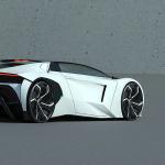 ランボルギーニがコンパクトスーパーカー「Vega」を開発中? 予想CGを入手 - 25e6f373988739.5c1c470c3970e