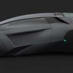 ランボルギーニがコンパクトスーパーカー「Vega」を開発中? 予想CGを入手 - 2ce87373988739.5c1c470c3c8ff