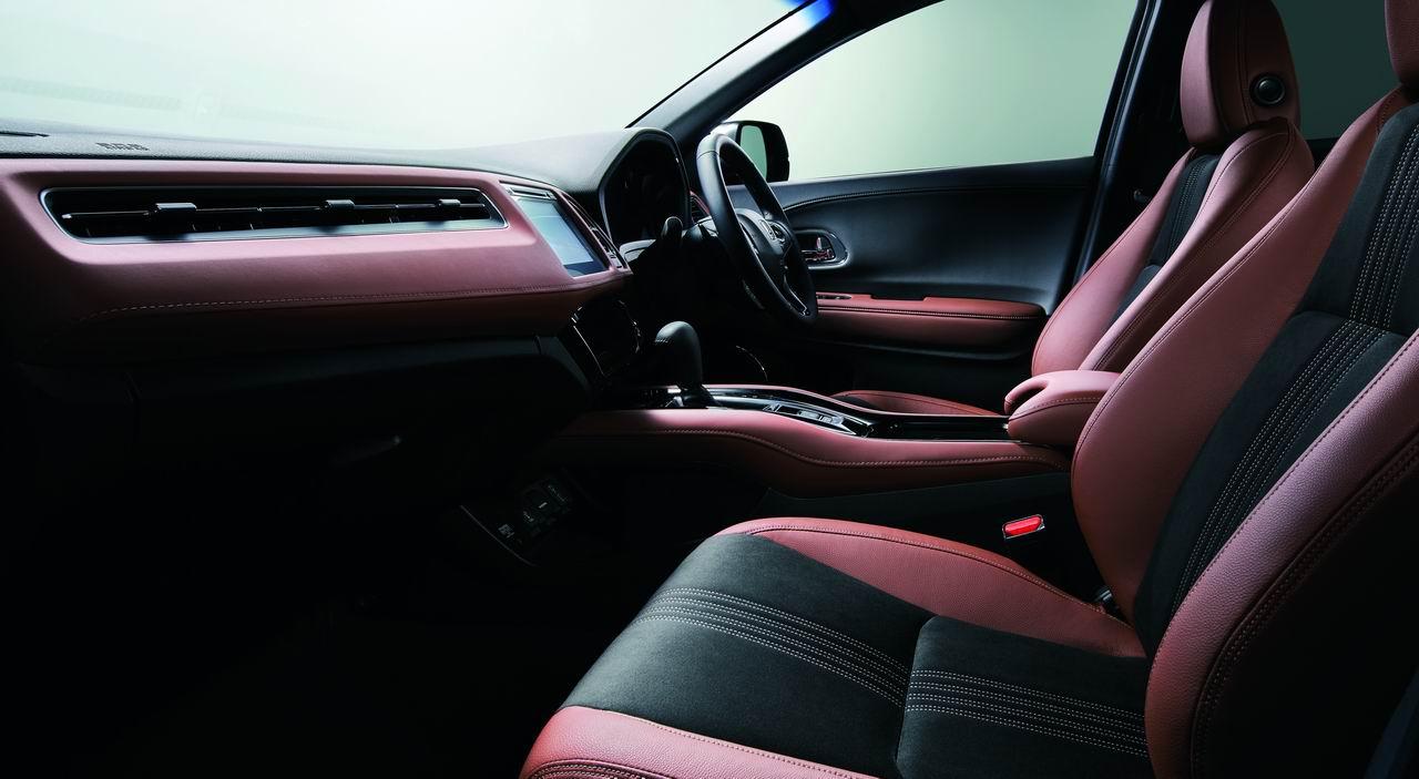 「【新車】ホンダ・ヴェゼルに1.5L VTECターボが登場。価格290万3040円の内容は?」の9枚目の画像