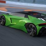 ランボルギーニがコンパクトスーパーカー「Vega」を開発中? 予想CGを入手 - 6dd0b273988739.5c1c470c388a7