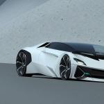 ランボルギーニがコンパクトスーパーカー「Vega」を開発中? 予想CGを入手 - 74a25d73988739.5c1c470c39b68