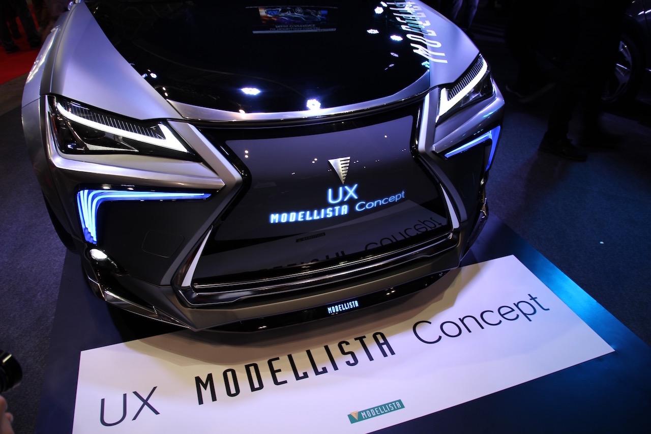 「【東京オートサロン2019】モデリスタからコンセプトモデル「UX MODELLISTA CONCEPT」、2列シートミニバンの「MULTI UTILITY」が登場」の17枚目の画像