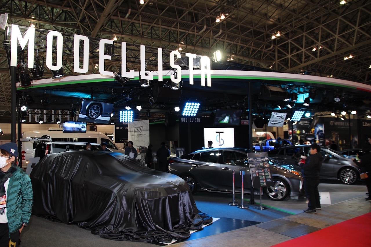 「【東京オートサロン2019】モデリスタからコンセプトモデル「UX MODELLISTA CONCEPT」、2列シートミニバンの「MULTI UTILITY」が登場」の4枚目の画像
