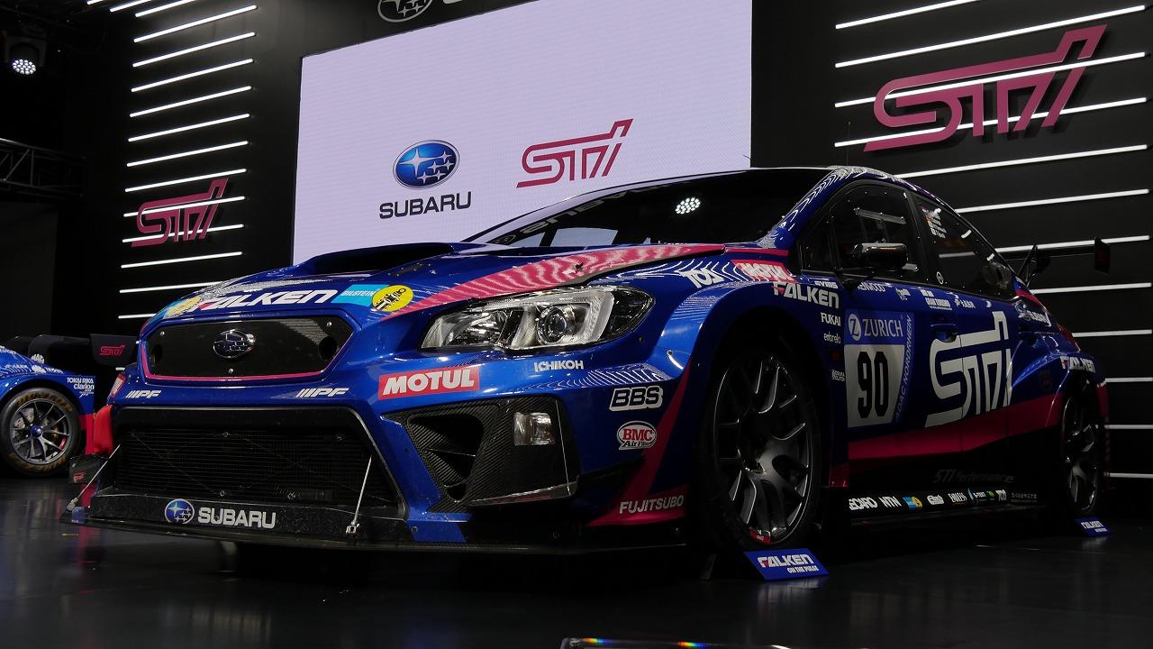 「【東京オートサロン2019】スバルは内外装の質感向上を狙ったコンセプトカーが複数登場!3分で分かるTAS・メーカー編:スバル/STI」の11枚目の画像