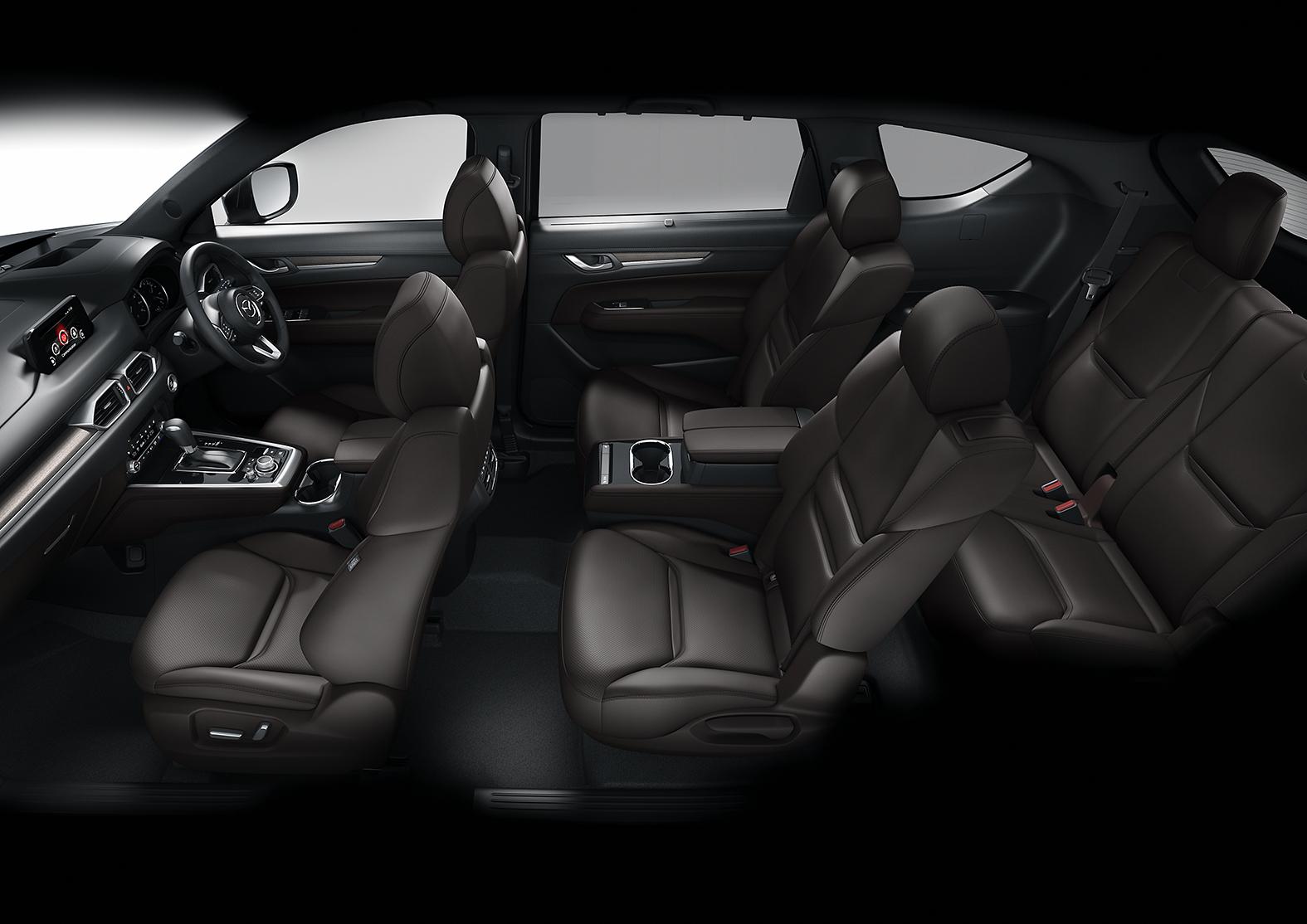 「マツダ・CX-8が2018年の「3列シートSUV」販売台数ナンバー1に。1年で30,679台を販売」の3枚目の画像