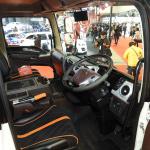 【東京オートサロン2019】日野自動車はガンダムのデザイナーとコラボ、トラックをモビルスーツ風に - TAS2019_DSCN0409