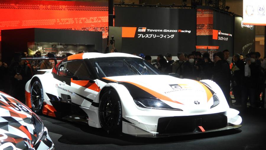 【東京オートサロン2019】2020年のトヨタ、スーパーGTはスープラで戦うことを正式発表! ニュル24時間も参戦