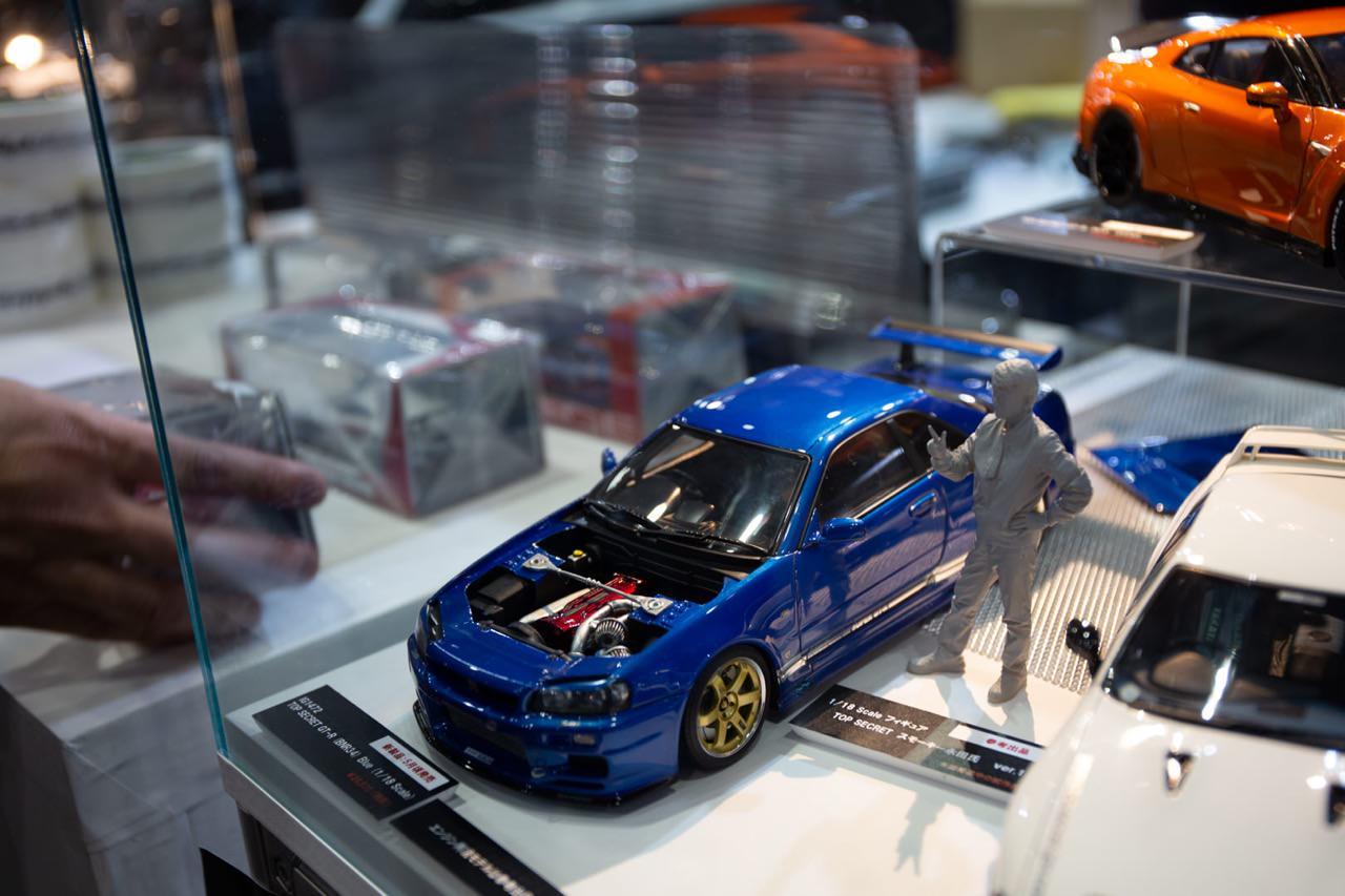 「【東京オートサロン2019】憧れのトップシークレットのコンプリートカーを購入できるチャンス!?」の1枚目の画像