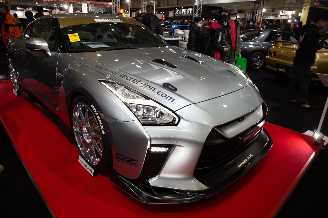 「【東京オートサロン2019】憧れのトップシークレットのコンプリートカーを購入できるチャンス!?」の2枚目の画像