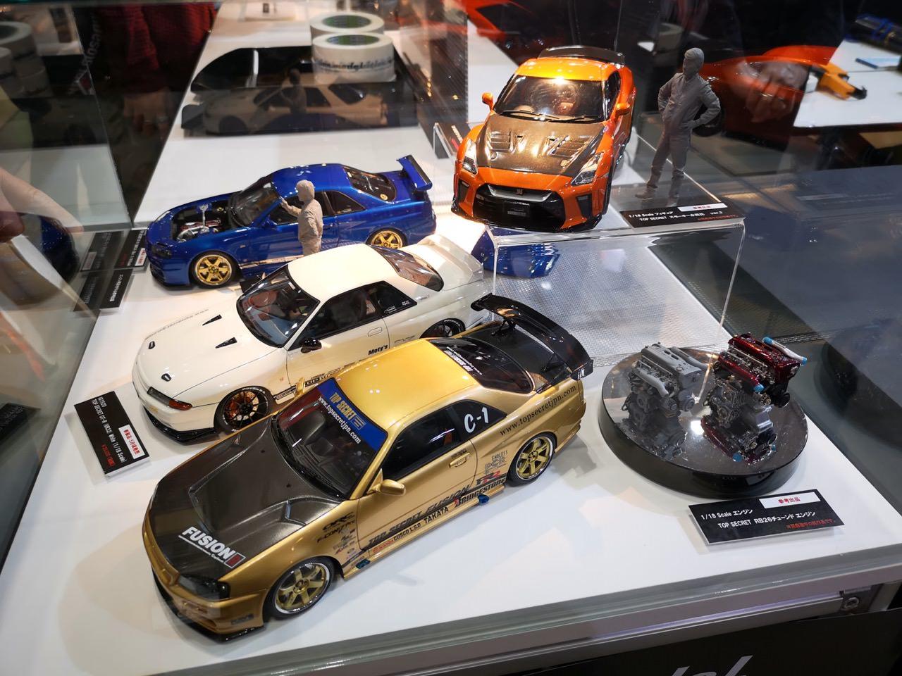 「【東京オートサロン2019】憧れのトップシークレットのコンプリートカーを購入できるチャンス!?」の7枚目の画像