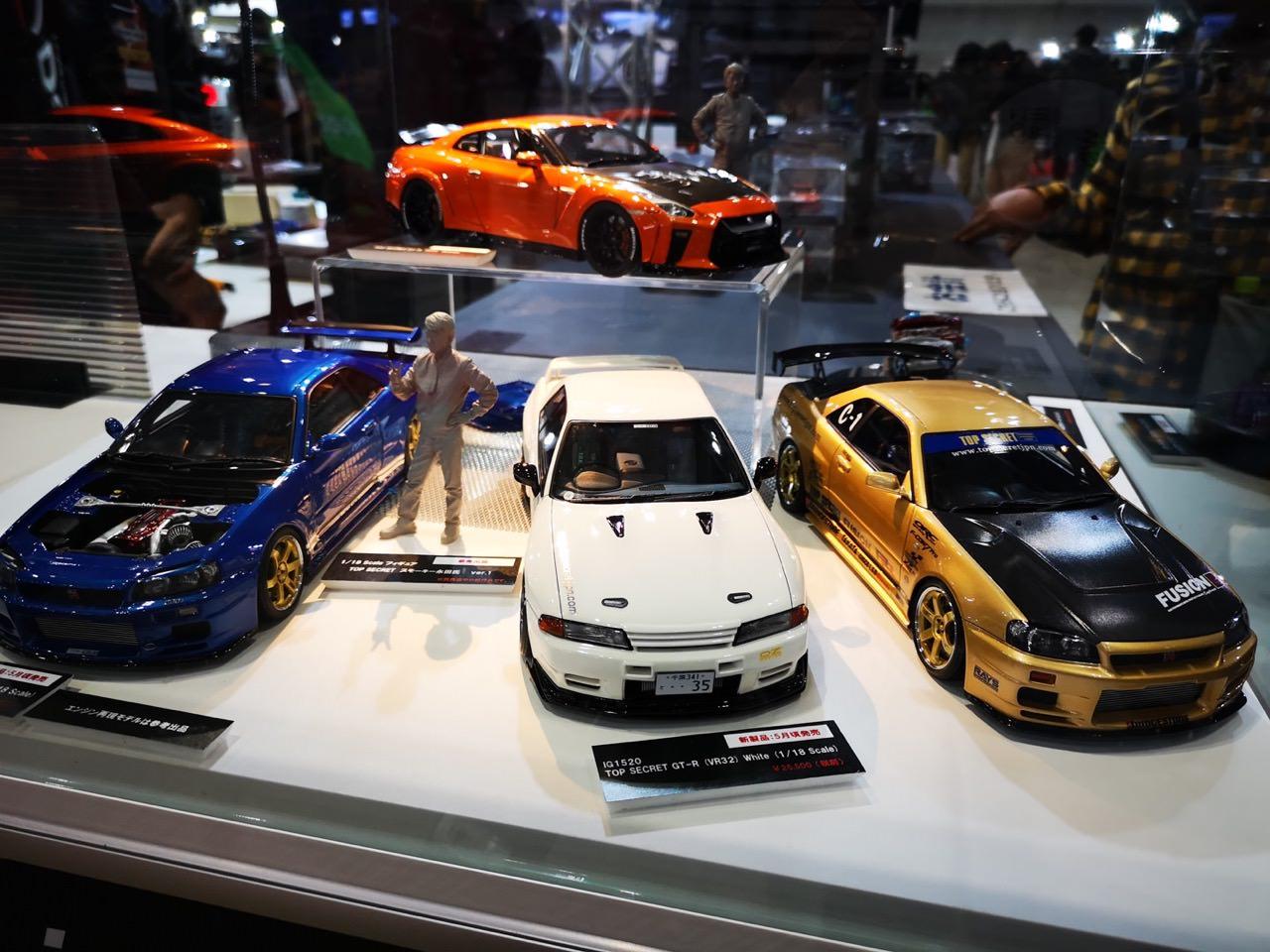 「【東京オートサロン2019】憧れのトップシークレットのコンプリートカーを購入できるチャンス!?」の9枚目の画像