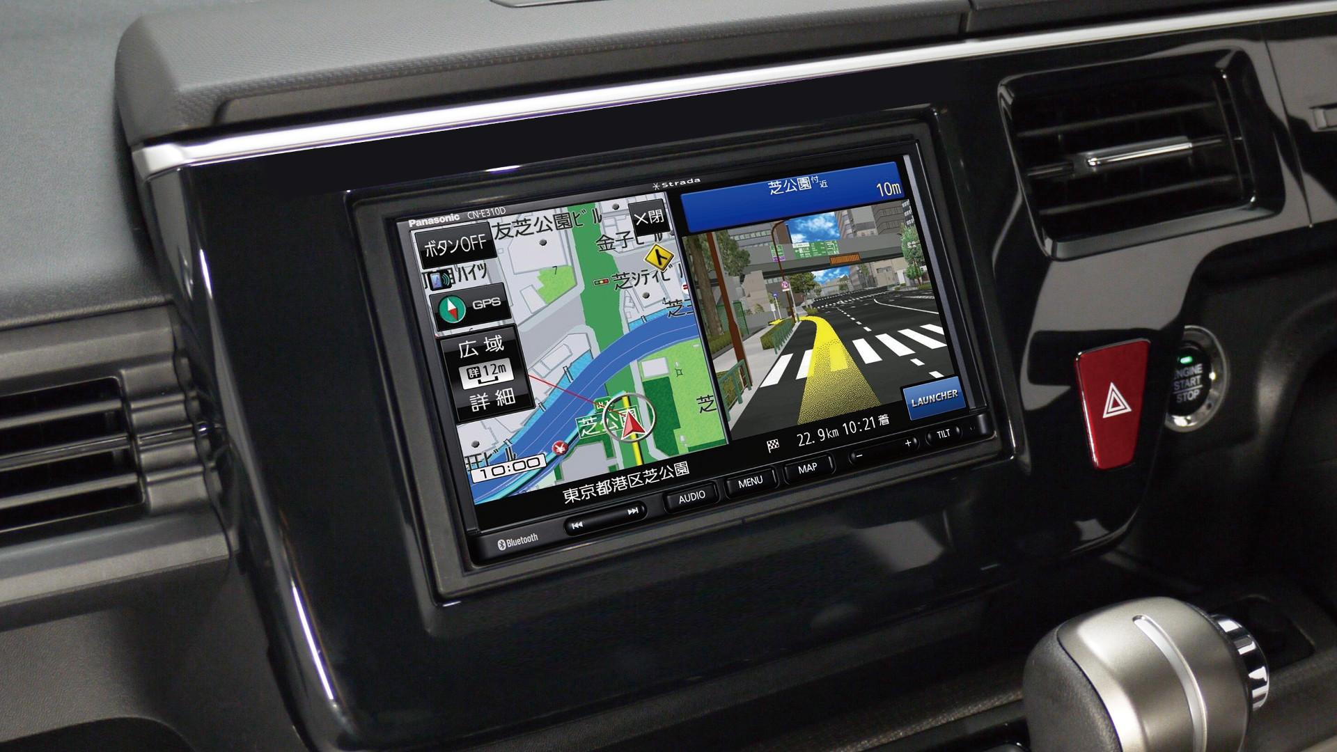 「パナソニック「ストラーダ」のベーシックモデル・SSDカーナビステーション 「CN-E310D」が2019年1月中旬に発売」の2枚目の画像