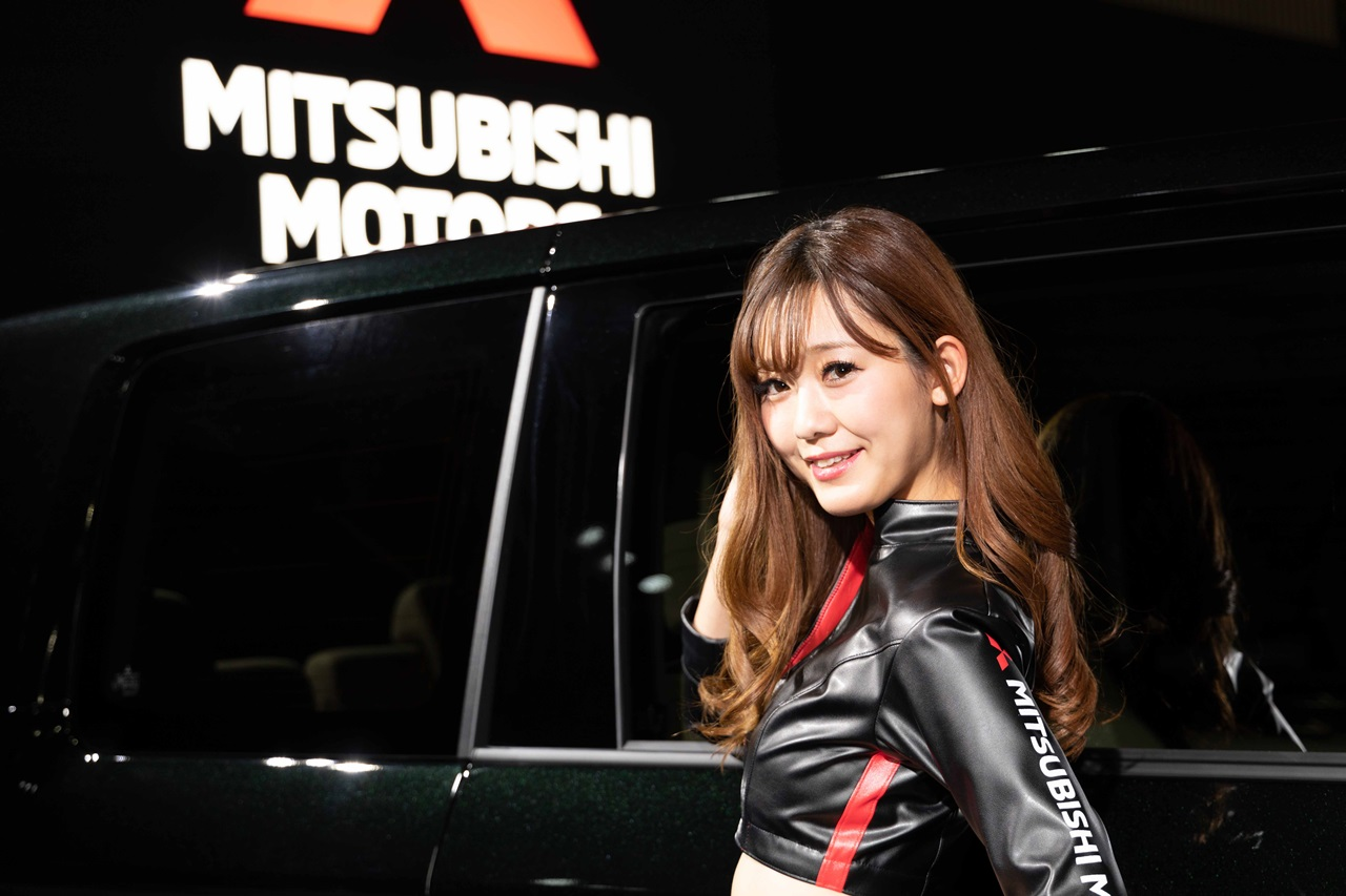 「レースクイーン大賞グランプリ・ファイリストは東京オートサロン2019のココにいる!Part2【東京オートサロン2019】」の9枚目の画像