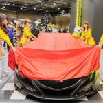 アップガレージがマシンをNSX GT3に変更してSUPER GTに参戦【東京オートサロン2019】 - tas2019up01