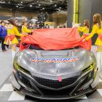 アップガレージがマシンをNSX GT3に変更してSUPER GTに参戦【東京オートサロン2019】 - tas2019up02
