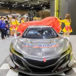 アップガレージがマシンをNSX GT3に変更してSUPER GTに参戦【東京オートサロン2019】 - tas2019up03