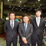 アップガレージがマシンをNSX GT3に変更してSUPER GTに参戦【東京オートサロン2019】 - tas2019up07