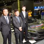 アップガレージがマシンをNSX GT3に変更してSUPER GTに参戦【東京オートサロン2019】 - tas2019up08