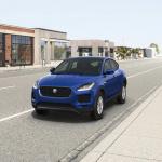 【新車】ジャガーのコンパクトSUV「E-PACE」初の特別仕様車「E-PACE CONNECTED」が登場 - Jaguar_E-PACE CONNECTED_02