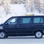 フォルクスワーゲンのトランスポーター「T6」改良型はグリルが巨大に! - VW T6 Facelift 6
