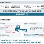 トラック・バスの駆動軸専用タイヤ「MICHELIN X Multi D+」が新発売 - 駆動軸専用タイヤ解説