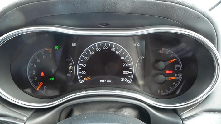 「【グランド チェロキー雪上試乗】ジープの最上級SUVはアメリカンなフィールで安心感もハイクラス」の10枚目の画像