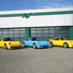 RUFが「CTR アニバーサリー」と「GT」、2つのコンプリートモデルを初公開【ジュネーブオートショー2019】 - 001