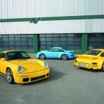RUFが「CTR アニバーサリー」と「GT」、2つのコンプリートモデルを初公開【ジュネーブオートショー2019】 - 002