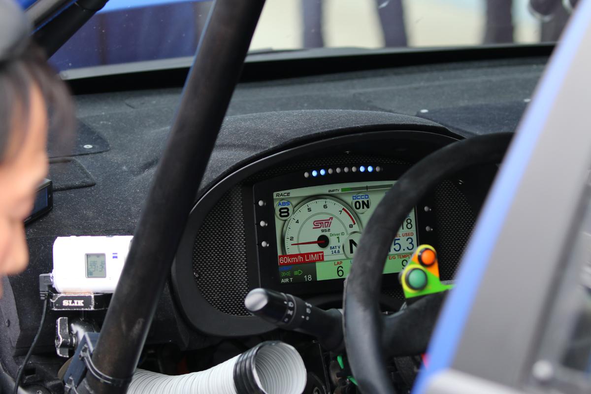 「STI30周年イベント・STI MOTORSPORT DAYでニュル参戦マシンがシェイクダウン!」の22枚目の画像