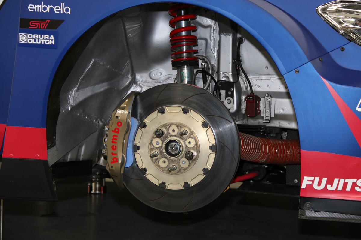 「STI30周年イベント・STI MOTORSPORT DAYでニュル参戦マシンがシェイクダウン!」の21枚目の画像