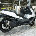 【スクーター編】モーターサイクルショー出展バイクから独断チョイス「〇〇ならこの3台!」 - BMW MOTORRAD C400GT−2