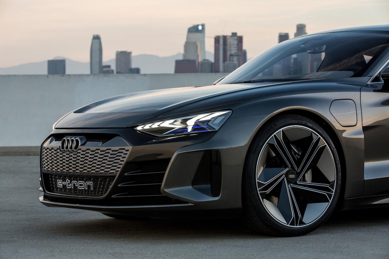 「アウディは4台の市販予定EVを出展。さらにプラグインハイブリッドの拡充と販売攻勢も計画【ジュネーブモーターショー2019】」の4枚目の画像