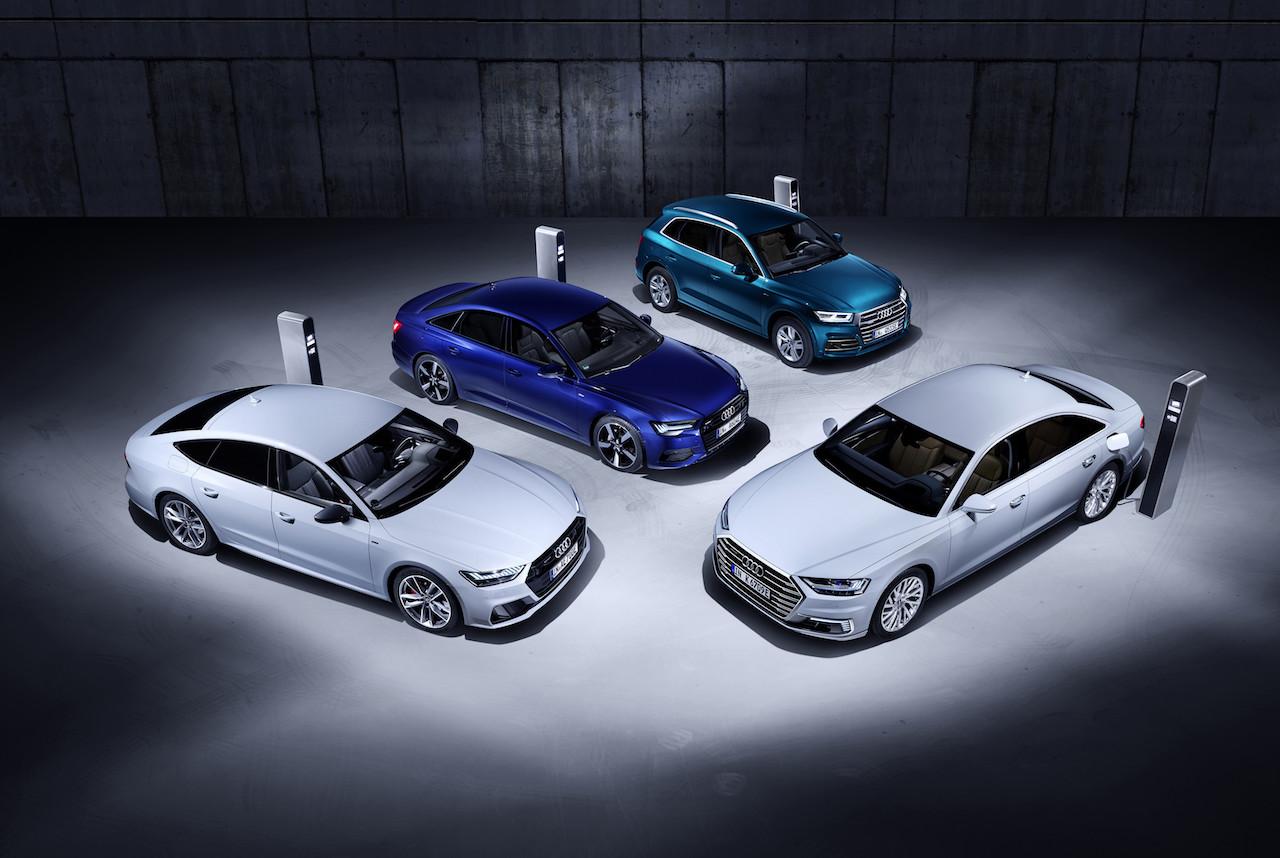 「アウディは4台の市販予定EVを出展。さらにプラグインハイブリッドの拡充と販売攻勢も計画【ジュネーブモーターショー2019】」の6枚目の画像