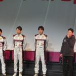 アウディスポーツ・カスタマーレーシングチームが勢揃い! 2019年シーズンの意気込みを語る【Audi Sport Conference 2019】 - CIMG0428