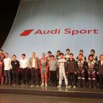 アウディスポーツ・カスタマーレーシングチームが勢揃い! 2019年シーズンの意気込みを語る【Audi Sport Conference 2019】 - CIMG0466