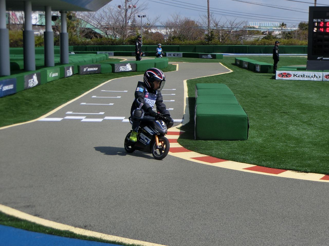 「鈴鹿サーキットに立体オフロードコース!? 親子で楽しめる4つのバイクアトラクションがオープン」の26枚目の画像