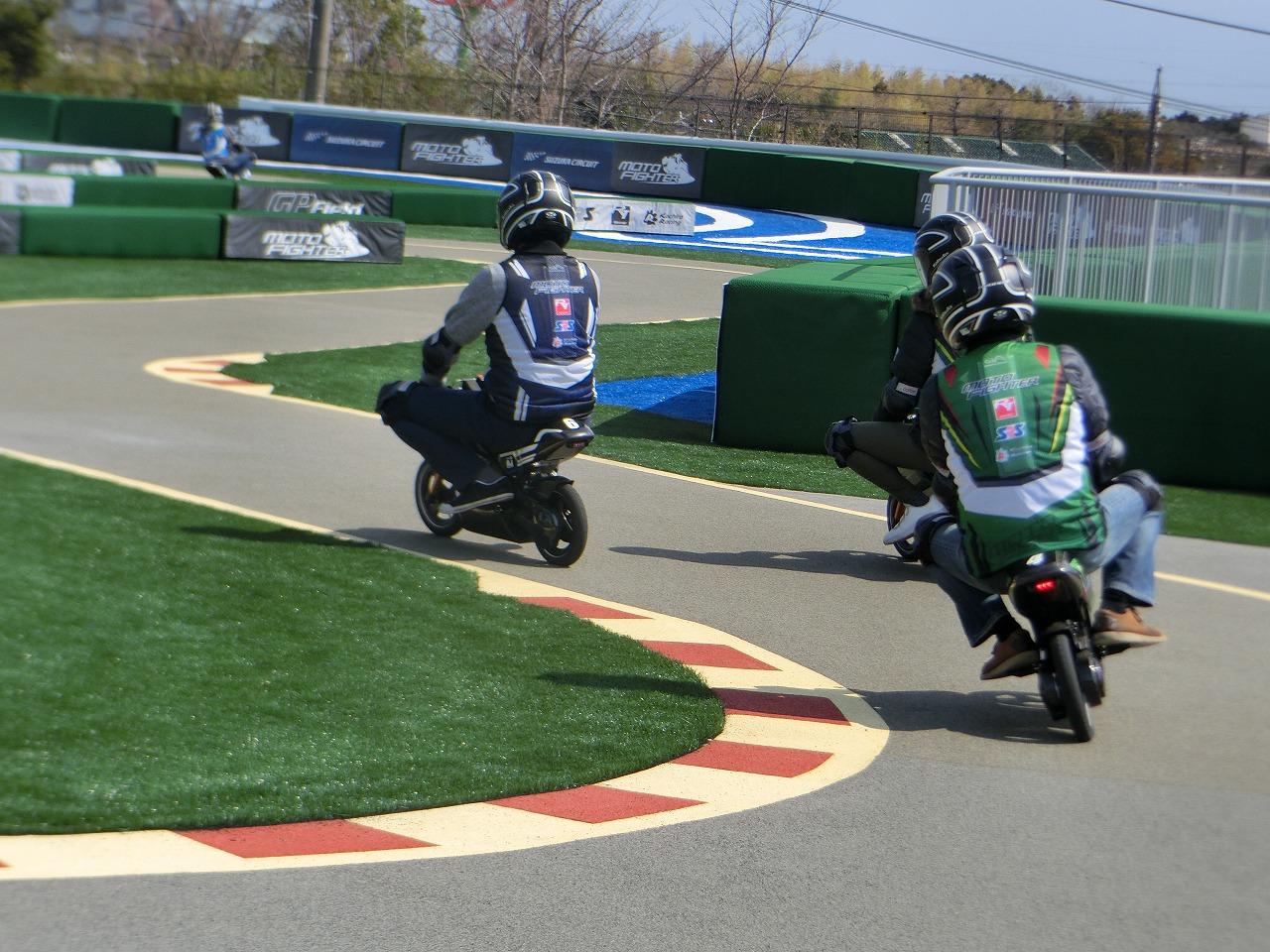「鈴鹿サーキットに立体オフロードコース!? 親子で楽しめる4つのバイクアトラクションがオープン」の27枚目の画像