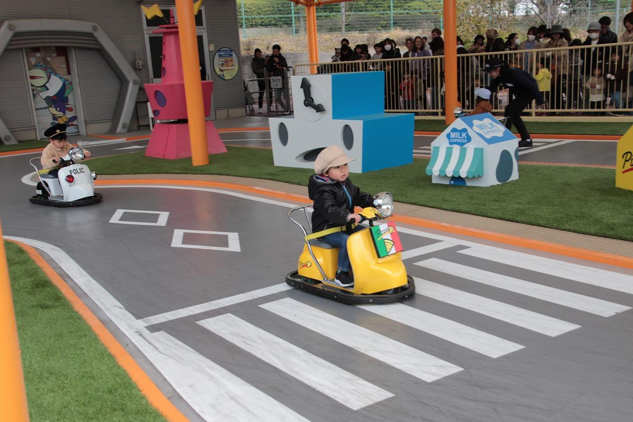 「鈴鹿サーキットに立体オフロードコース!? 親子で楽しめる4つのバイクアトラクションがオープン」の4枚目の画像
